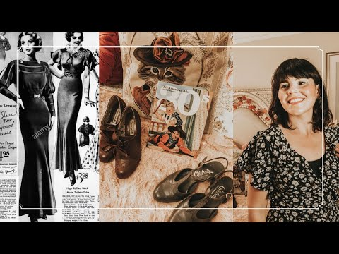 Vintage Style Guide: The History Of Fashion In The 1930s