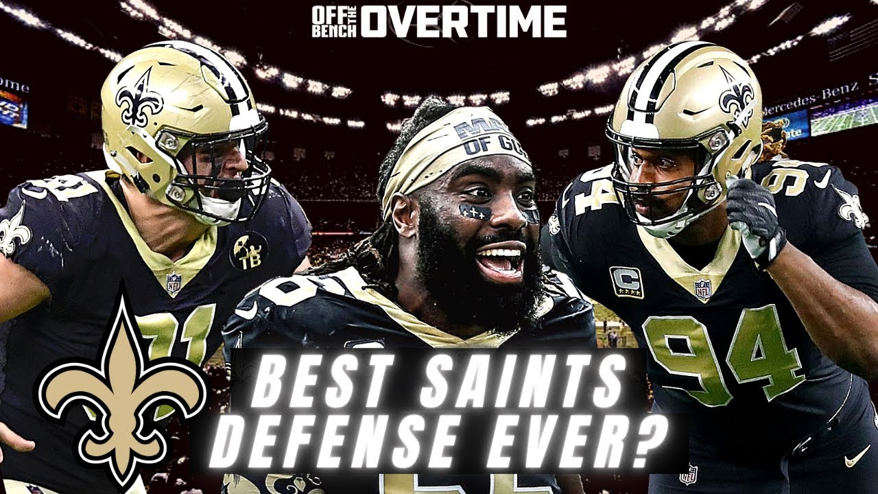 Is this The Best Saints Defense Ever?