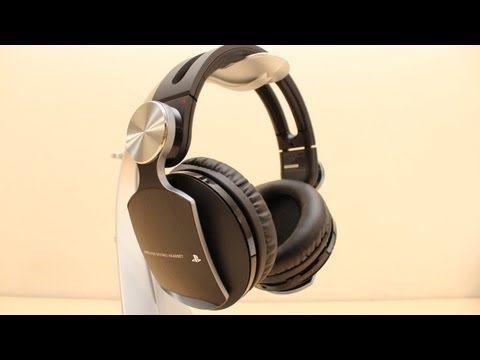 PS3 PULSE Wireless Headset Review
