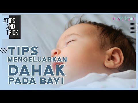 gimana cara mengatasi batuk dan pilek pada bayi?.