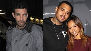 Drake SLAMS Chris Brown For Karrueche Tran Cheating Rumors!