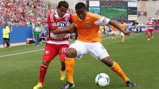 HIGHLIGHTS: FC Dallas vs Houston Dynamo | March 17, 2013