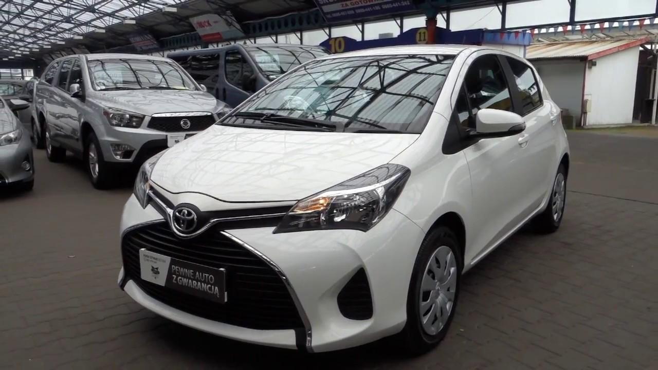 Groovy Toyota Yaris VVT-I Automat [Autocentrum Rafał i Damian Sikora QE01