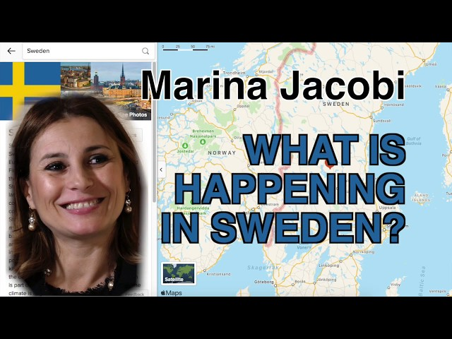 Marina Jacobi -  What is happening in Sweden? The Council of Nine message