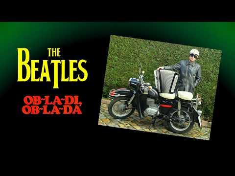 The Beatles - Ob-La-Di, Ob-La-Da  ( Akkordeon )