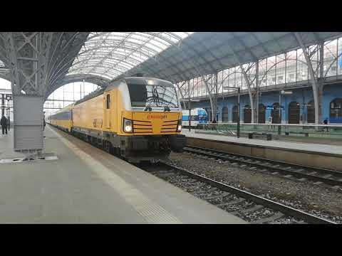 RegioJet Do Wien Hbf