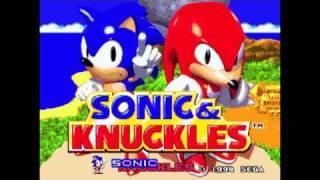 Sonic & Knuckes: Sky Sanctuary Zone Remaster