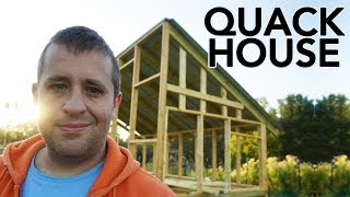 Designing the Ultimate Duck House