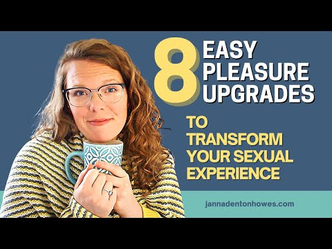 8 Easy Pleasure Upgrades to Create Incredibly Comfortable Sex