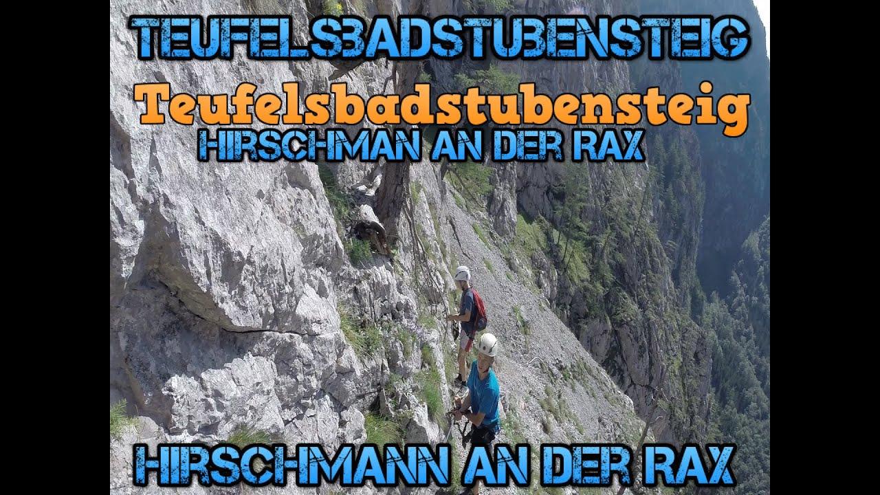 Klettersteig Rax : Teufelsbadstubensteig klettersteig rax schneeberg gruppe