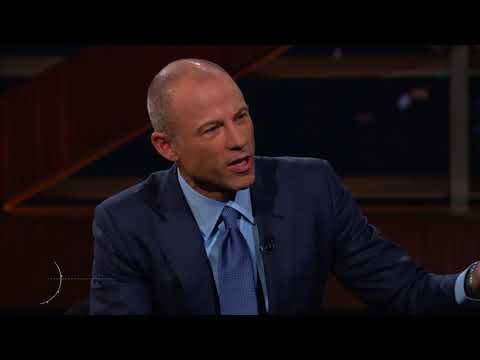 Michael Avenatti | Real Time with Bill Maher (HBO)