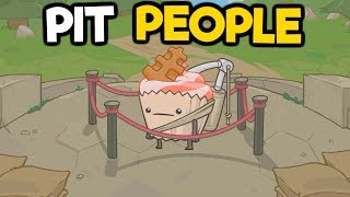 Pit People Gameplay Impressions #2 - Capturing Cupcakes for The War!