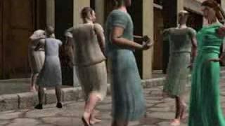 Pompeya La leyenda del Vesubio (2000) Final