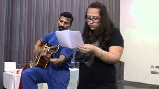 Bariatric Support group song presentation - Dr Atul Peters and Shivangi