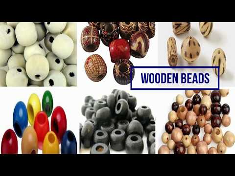 How to make Paper Towel Holder from Wooden Beads #WoodenBeads #PaperTowelHolderfromwoodenbeeds