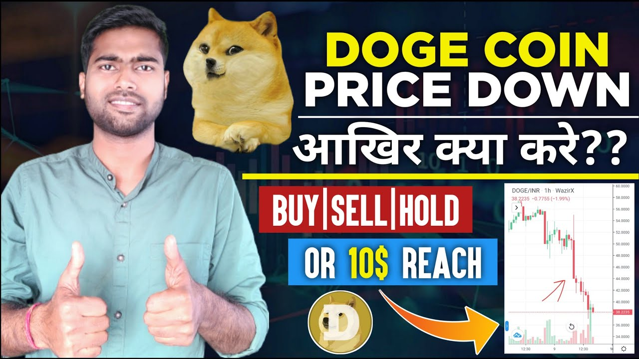 DOGECOIN PRICE DOWN WHY? - DOGECOIN NEWS TODAY - LATEST ...