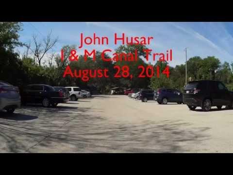 John Husar I&M Canal Trail, Illinois