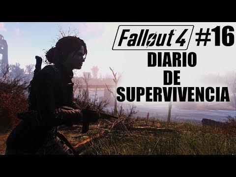 Fallout 4: Diario de Supervivencia | #16 | El Misterio del Yangtze