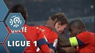 But Nolan ROUX (90' +2) - LOSC Lille - Olympique de Marseille (1-0) - 03/12/13 (LOSC - OM)