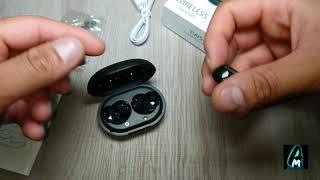 tWS-Q12 True Wireless Bluetooth Earphone (Review)
