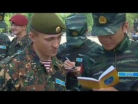 Спецназовцы России и