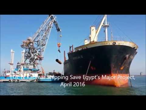 EGL & Kadmar Save major jetty terminal in Port Said East, Egypt