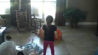 Maya tap dancing 2010