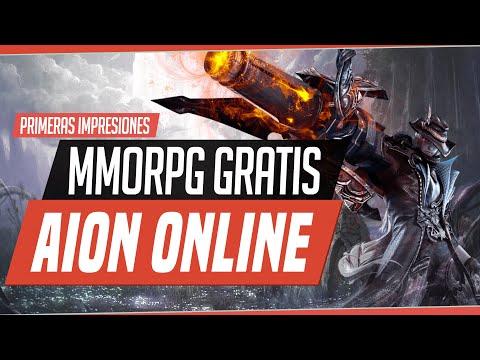 Aion MMORPG – Primeras impresiones – Gameplay en Español
