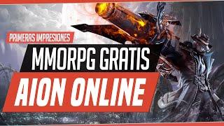 Aion MMORPG - Primeras impresiones - Gameplay en Español