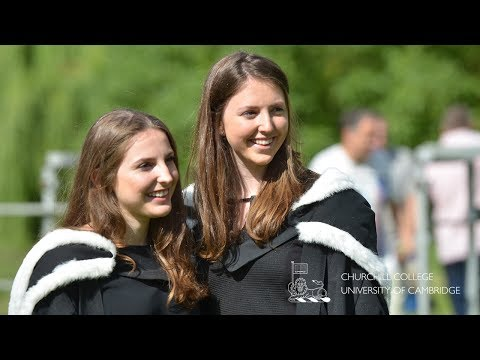 Churchill College: Be Part of It
