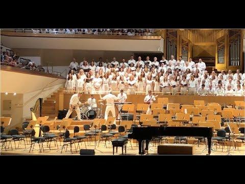 Concierto Dreamers (extracto) - 28/06/2018 Auditorio Nacional de Música de Madrid