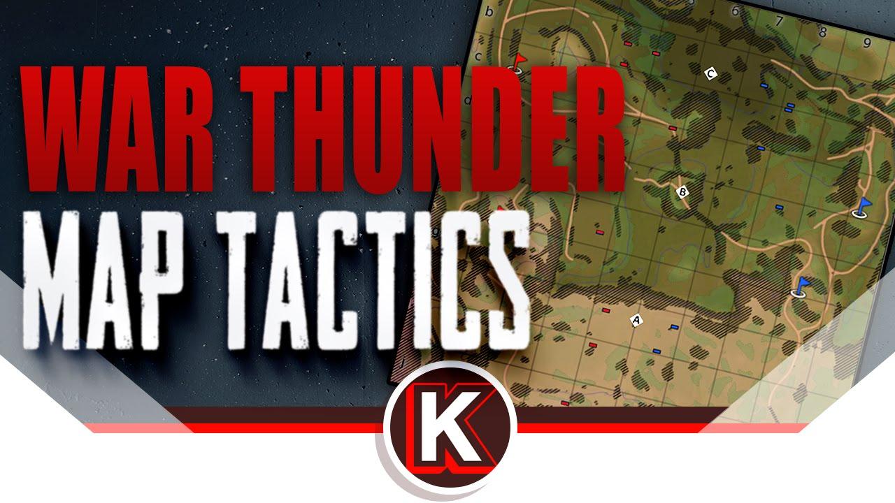 war thunder tactics