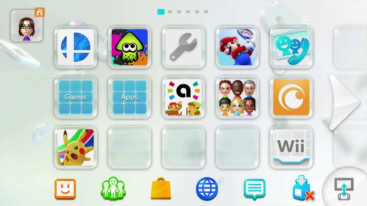 Wii U Modding Tutorial - Kernel Exploit and SDCafiine on 5 5 1U