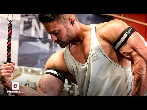 High-Volume BFR Arm Workout | Flex Friday with Trainer Mike
