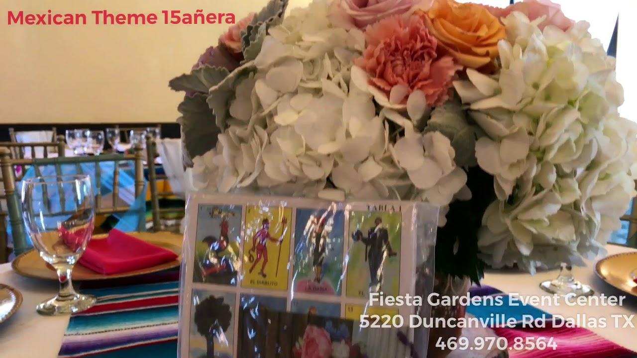 Hacienda Fiesta Gardens - YouTube