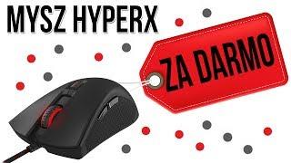 HyperX Pulse Fire FPS  Test Myszki Gamingowej - Czy warto kupić?