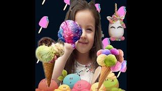 Sihirli Dondurma  Challenge Eğlenceli Çocuk Videosu Duru _ ice cream