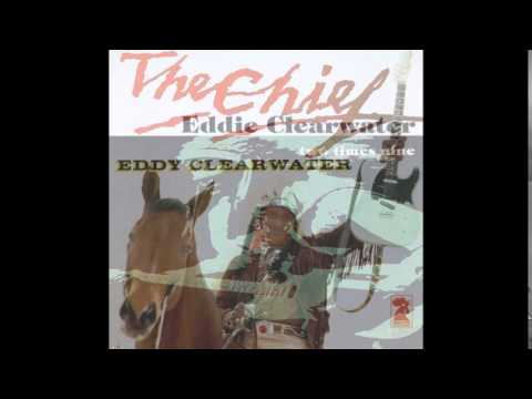 Eddy 'The Chief' Clearwater ~ ''Running Along''(Modern Electric Chicago Blues 2000)