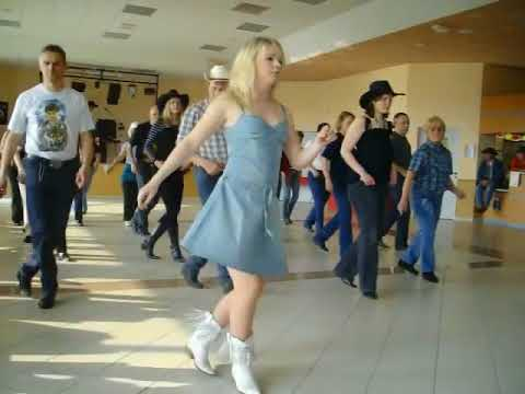 California Blue   Line Dance