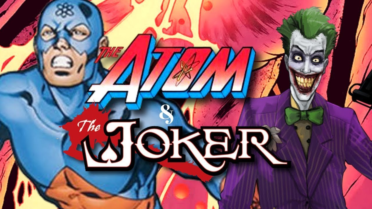 The Joker and The Atom: Small Problems Comic Dub