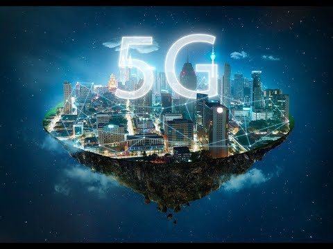 The  Smart Agenda and 5G