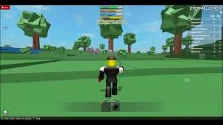 ROBLOX Hunger Games Part 1
