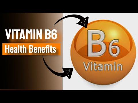 Vitamin B6 Health Benefits of Vitamin B6 Vitamin B6 Explained