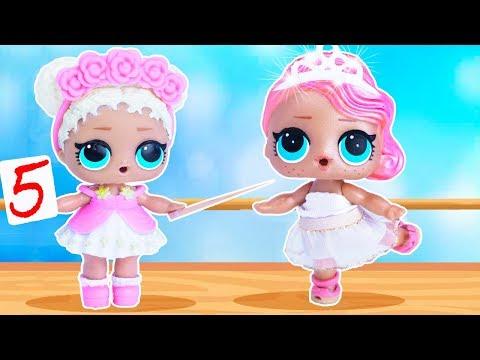 ЛУЧШЕ ВСЕХ Куклы ЛОЛ LOL Surprise LOL Видео для Детей #Игрушки Сюрпризы с Лалалупси Вероникаиз YouTube · Длительность: 5 мин36 с