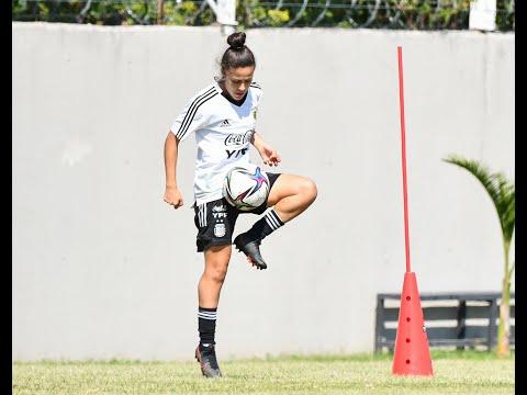#SelecciónFemenina Miércoles de doble turno en Guadalajara