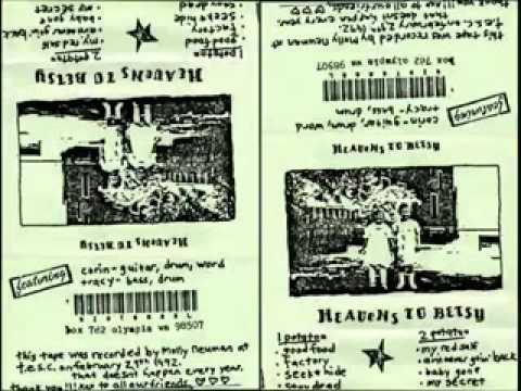 Heavens To Betsy -Demo Tape- My Secret.avi