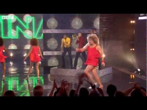 Terry Alderton Dances to 'Proud Mary' by Tina Turner – Let's Dance for Sport Relief 2012 – BBC One