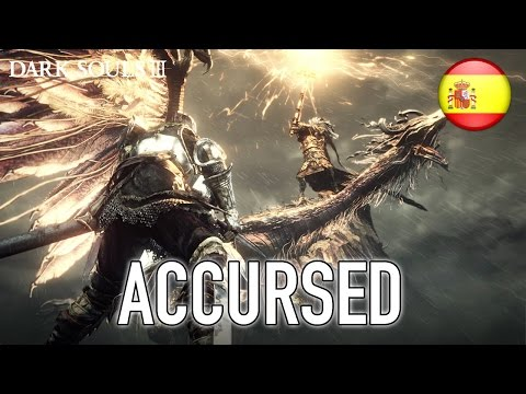 Dark Souls 3 - PS4/XB1/PC - Accursed (Launch Trailer) (Spanish)