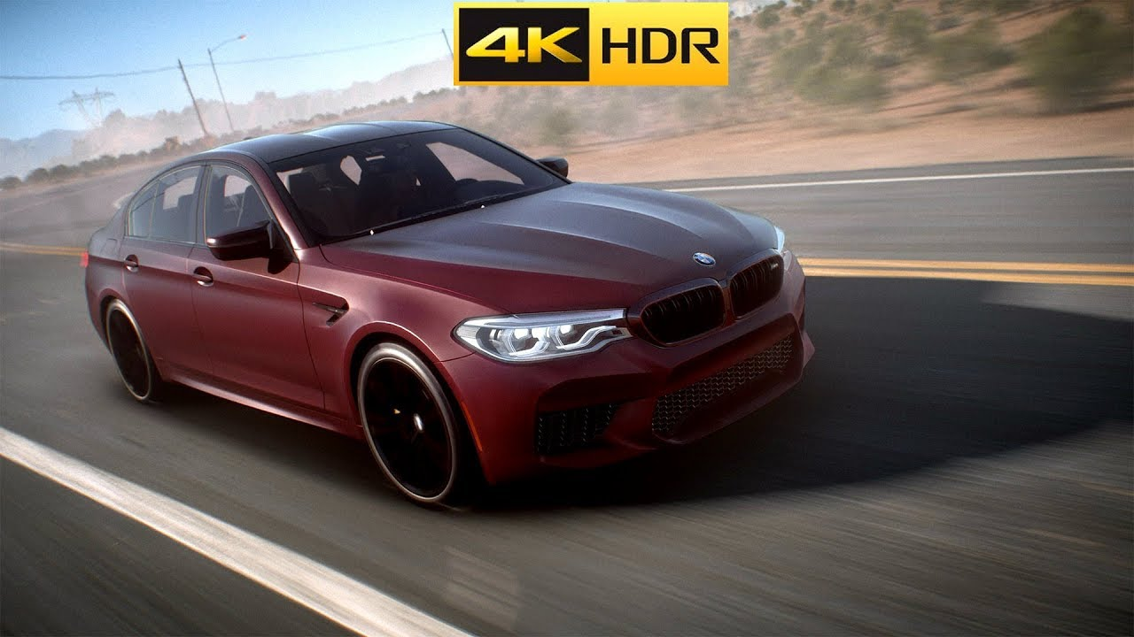 4k Hdr Need For Speed Payback Gameplay Max Graphics Pc Youtube