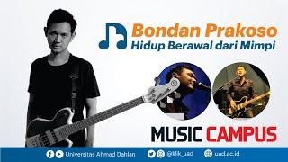 Download Mp3 Bondan Prakoso - Hidup Berawal Dari Mimpi